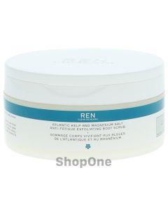 Anti-Fatigue Exfoliating Body Scrub 150 ml fra Ren