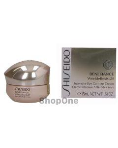 Ben. Wr24 Intensive Eye Contour Cream 15 ml fra Shiseido