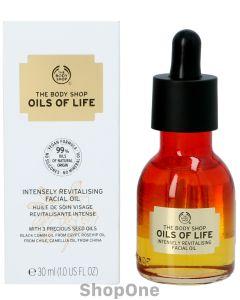Oils Of Life Facial Oil 30 ml fra The Body Shop