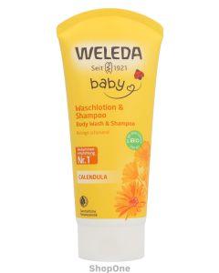 Weleda Baby Body Wash & Shampoo 200 ml