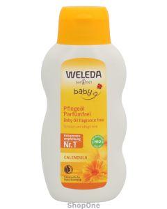 Weleda Calendula Baby Oil Fragrance 200 ml