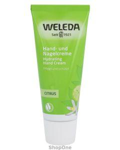 Weleda Citrus Hand- And Nail Cream 50 ml