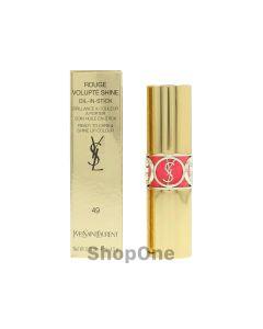YSL Rouge Volupte Shine Oil-in-Stick Lip Stick 4 gr fra Yves Saint Laurent