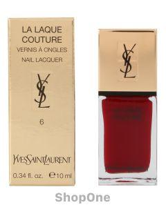 YSL La Laque Couture Nail Lacquer 10 gr fra Yves Saint Laurent