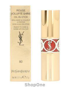 YSL Rouge Volupte Shine Lip Colour 3 gr fra Yves Saint Laurent