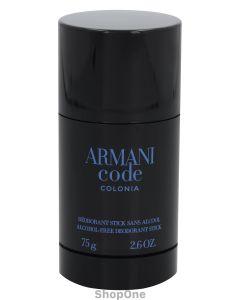 Armani Code Colonia Pour Homme Deo Stick 75 gr