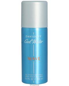 Cool Water Wave Body Spray 150 ml fra Davidoff