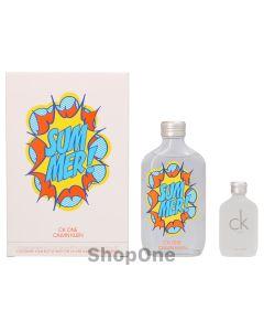 Ck One Summer 2019 Giftset 115 ml fra Calvin Klein