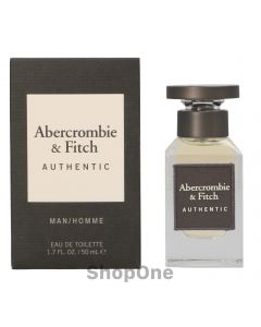 Authentic Men Edt Spray 50 ml fra Abercrombie & Fitch