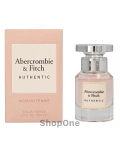 Authentic Women Edp Spray 30 ml fra Abercrombie & Fitch