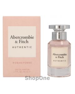 Authentic Women Edp Spray 50 ml fra Abercrombie & Fitch