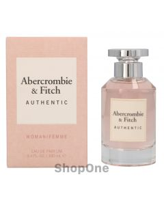 Authentic Women Edp Spray 100 ml fra Abercrombie & Fitch