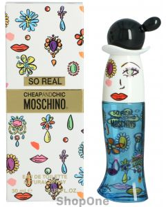 So Real Cheap &Chic Edt Spray 30 ml fra Moschino