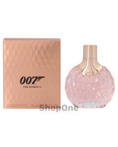 James Bond 007 For Women II Edp Spray 75 ml