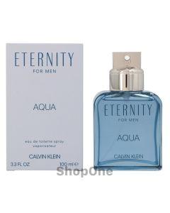 Eternity Aqua For Men Edt Spray 100 ml fra Calvin Klein