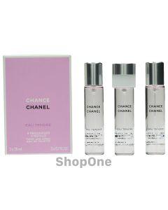 Chance Eau Tendre Giftset 60 ml fra Chanel