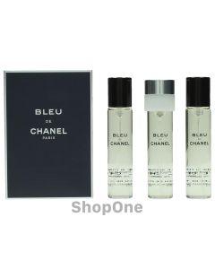 Bleu De Chanel Pour Homme Travelset 60 ml fra Chanel