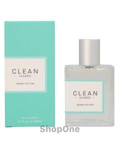 ClassicWarm Cotton Edp Spray 60 ml fra Clean