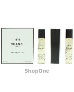 No 5 Eau Premiere Giftset 60 ml fra Chanel