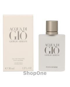 Acqua Di Gio Pour Homme Edt Spray 30 ml fra Armani