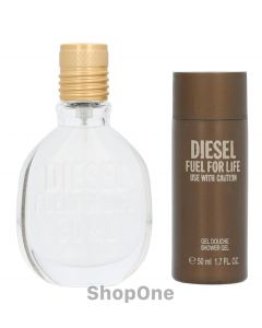 iesel Fuel For Life Pour Homme Giftset 80 ml fra