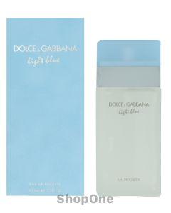 D&G Light Blue Pour Femme Edt Spray 100 ml fra Dolce & Gabbana