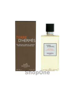 Terre D'Hermes Hair And Body Shower Gel 200 ml fra Hermes