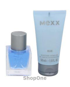 Mexx Man Giftset 80 ml