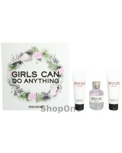 Girls Can Do Anything Giftset 200 ml fra Zadig & Voltaire