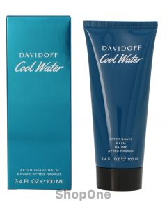 Cool Water Man After Shave Balm 100 ml fra Davidoff