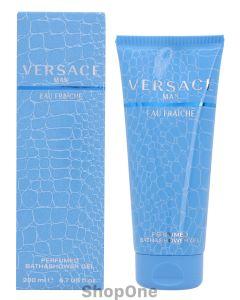 Versace Eau Fraiche Man Bath & Shower Gel 200 ml