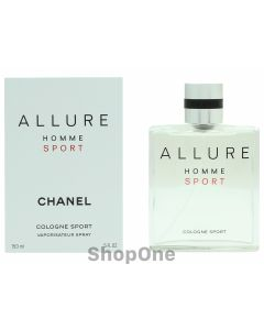 Allure Homme Sport Cologne Edc Spray 150 ml fra Chanel