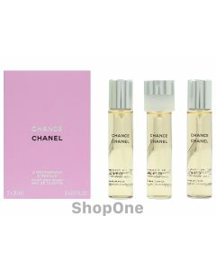 Chance Twist And Spray 60 ml fra Chanel