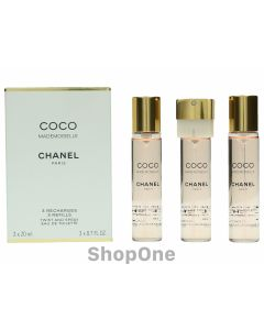 Coco Mademoiselle Giftset 60 ml fra Chanel