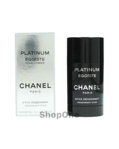 Platinum Egoiste Pour Homme Deo Stick 75 ml fra Chanel