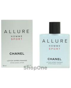 Allure Homme Sport After Shave Lotion 100 ml fra Chanel