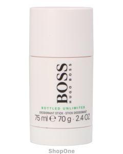 Bottled Unlimited Deo Stick 75 ml fra Hugo Boss