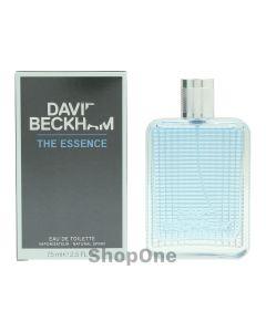 The Essence Edt Spray 75 ml fra David Beckham