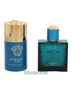 Versace Eros Pour Homme Giftset 125 ml