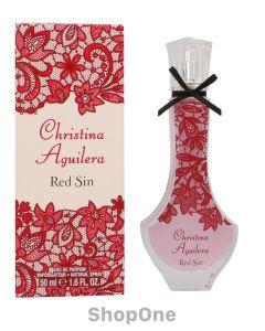 Red Sin Edp Spray 50 ml fra Christina Aguilera