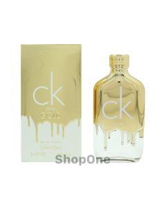 Ck One Gold Edt Spray 100 ml fra Calvin Klein