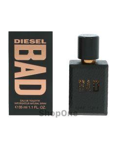Bad Edt Spray 35 ml fra Diesel