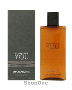 Stronger With You Pour Homme Shower Gel 200 ml fra Armani