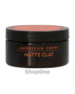 Matte Clay Wax 85 gr fra American Crew