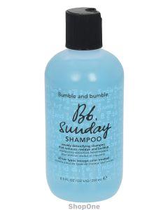 Bumble & Bumble Sunday Shampoo 250 ml fra Bumble and Bumble