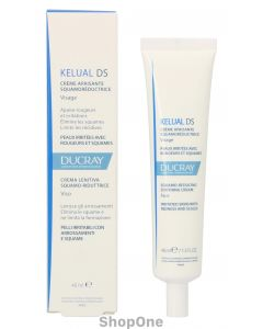 Kelual DS Squamo-Reducing Soothing Cream 40 ml fra Ducray