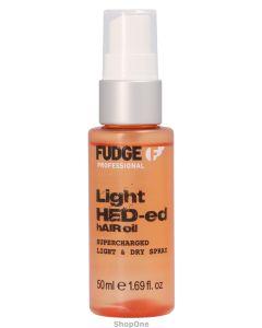 Light Hed-Ed Hair Oil 50 ml fra Fudge