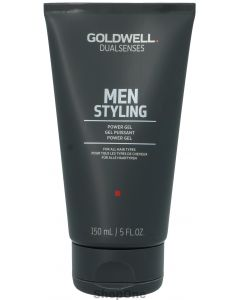 Dual Senses Men Power Gel 150 ml fra Goldwell