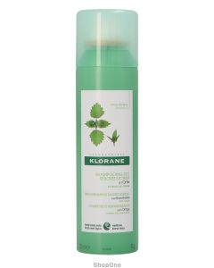 lorane Dry Shampoo With Nettle 150 ml fra