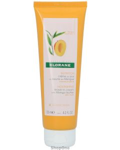 Leave-In Cream With Mango Butter 125 ml fra Klorane